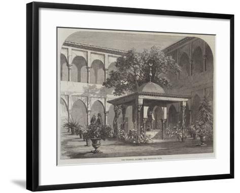 The Treasury, Algiers--Framed Art Print