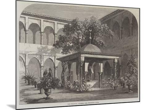 The Treasury, Algiers--Mounted Giclee Print