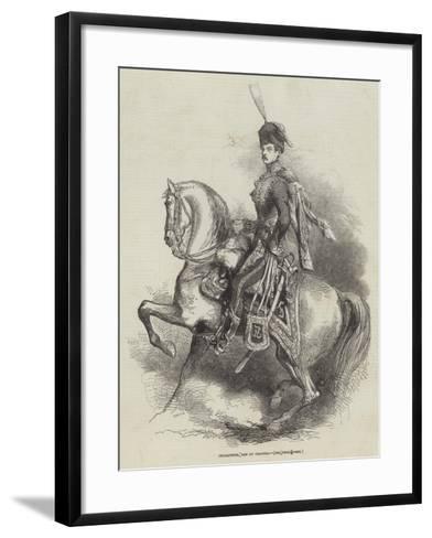 Jellachich, Ban of Croatia--Framed Art Print