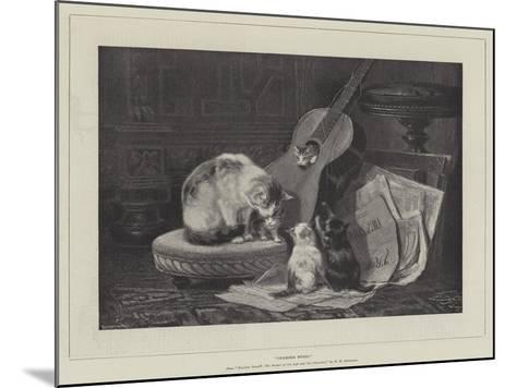Chamber Music--Mounted Giclee Print