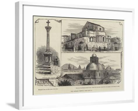 The Sicilian Vespers--Framed Art Print