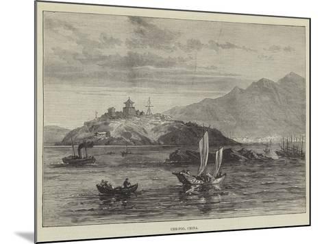 Che-Foo, China--Mounted Giclee Print