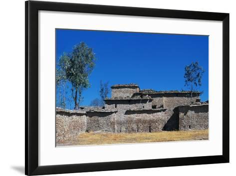 Debre Damo Monastery in Aksum, Ethiopia, Tigray, 6th Century--Framed Art Print