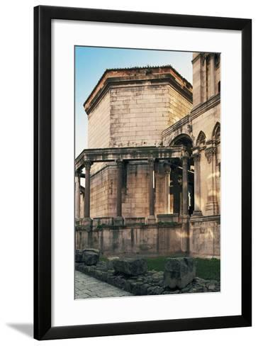 Diocletian's Palace (Unesco World Heritage List, 1979), Split, Croatia--Framed Art Print