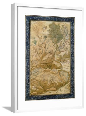 The King of the Forest, C.1600-1610--Framed Art Print