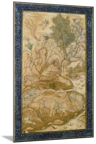 The King of the Forest, C.1600-1610--Mounted Giclee Print