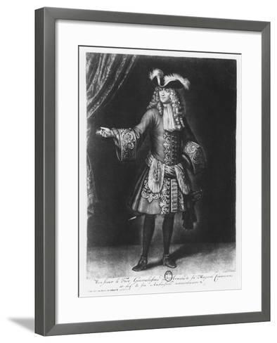 Franz Lefort--Framed Art Print