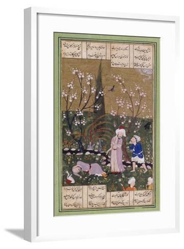 Pastoral Scene, C. 1550-1560--Framed Art Print