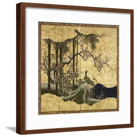 Ducks--Framed Art Print