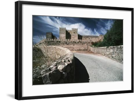 Trujillo Castle, Extremadura, Spain, 9th-12th Century--Framed Art Print