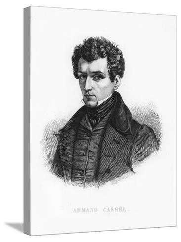 Armand Carrel--Stretched Canvas Print