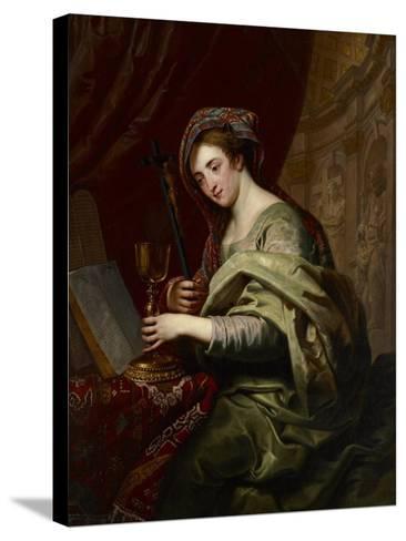 Faith, C.1675-1700--Stretched Canvas Print
