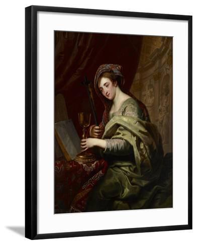 Faith, C.1675-1700--Framed Art Print