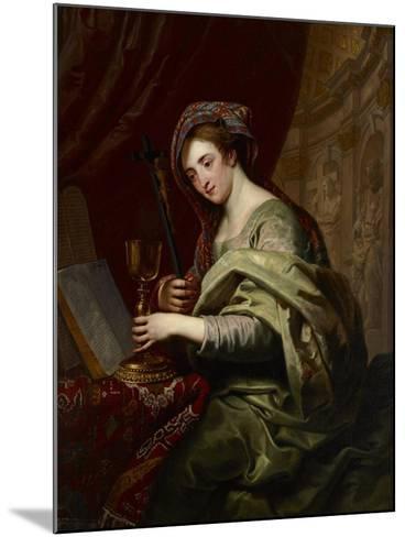 Faith, C.1675-1700--Mounted Giclee Print