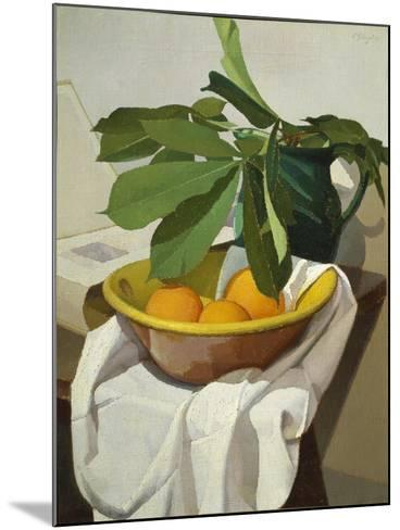 Italy, Florence, Still Life, 1925--Mounted Giclee Print