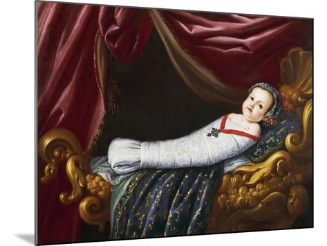 Royal Baby, 19th Century--Mounted Giclee Print