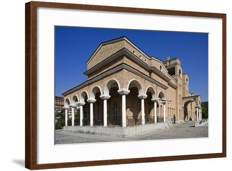 Boris Denev State Art Gallery, Built in 1927, Veliko Tarnovo, Bulgaria--Framed Art Print