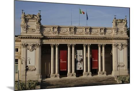 Italy, Rome, National Gallery of Modern Age, Exterior--Mounted Photographic Print