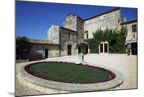Chateau of Terral, Saint Jean De Vedas, Languedoc-Roussillon, France--Mounted Photographic Print