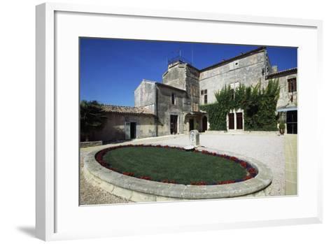 Chateau of Terral, Saint Jean De Vedas, Languedoc-Roussillon, France--Framed Art Print