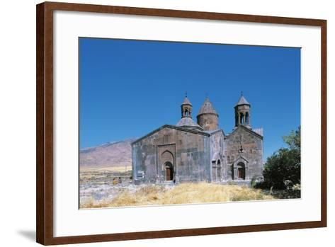 Saghmosavank Monastic Complex, 12th-13th Century, Armenia--Framed Art Print
