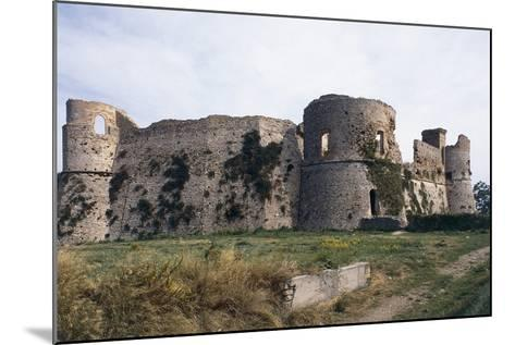 Aragonese Castle, 15th Century, Ortona, Abruzzo, Italy--Mounted Photographic Print