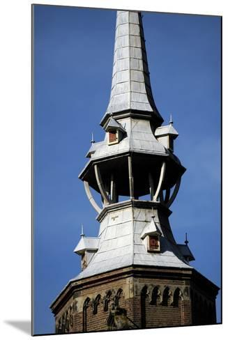 Netherlands, Utrecht, St, Catherine's Cathedral, Campanile, Detail--Mounted Photographic Print
