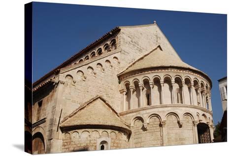 Croatia - Dalmatia - Zadar, Church of St. Krsevan, Apse--Stretched Canvas Print