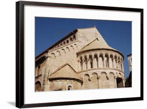 Croatia - Dalmatia - Zadar, Church of St. Krsevan, Apse--Framed Art Print