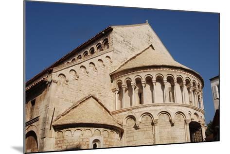 Croatia - Dalmatia - Zadar, Church of St. Krsevan, Apse--Mounted Photographic Print