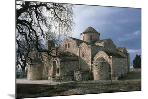 Byzantine Church of Angeloktisti, 11th Century, Kiti, Cyprus--Mounted Photographic Print