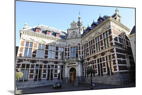 Netherlands. Utrecht. Old Building of the University. Academiegebouw--Mounted Photographic Print