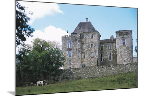 Chateau of Saint Projet, Midi-Pyrenees, France--Mounted Photographic Print