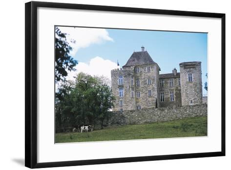 Chateau of Saint Projet, Midi-Pyrenees, France--Framed Art Print