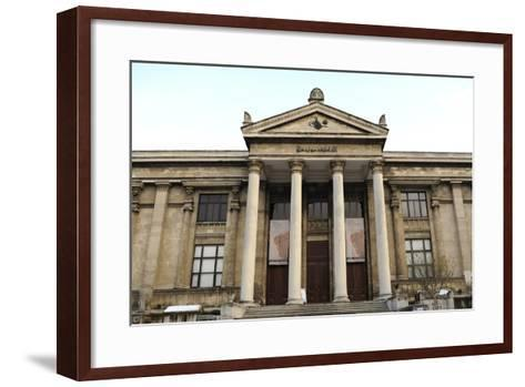 Archaeological Museum of Istanbul, Turkey--Framed Art Print