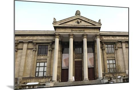 Archaeological Museum of Istanbul, Turkey--Mounted Photographic Print