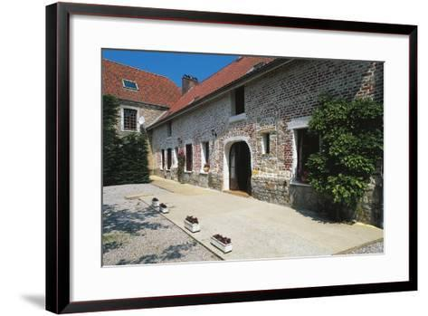 Chateau of Fiennes, Picardy, France--Framed Art Print