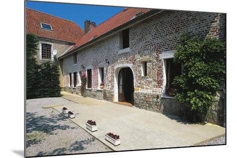 Chateau of Fiennes, Picardy, France--Mounted Photographic Print
