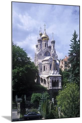 Orthodox Church of Saints Peter and Paul, Karlovy Vary, Czech Republic--Mounted Photographic Print