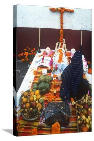 Day of the Dead Celebration, Janitizio, Michoacan, Mexico--Stretched Canvas Print