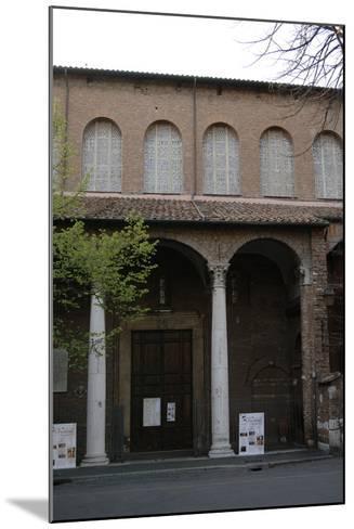 Rome, Basilica of Saint Sabina, Exterior--Mounted Photographic Print