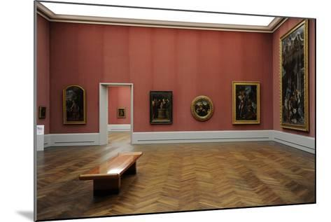 Gemaldegalerie, Interior, Berlin--Mounted Photographic Print