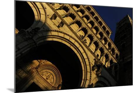 Italy, Lucca, Cathedral of Saint Martin, Facade--Mounted Photographic Print