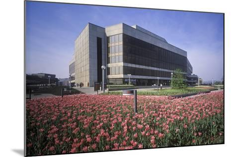 Congress Centre (Formerly Palace of Culture), Prague, Czech Republic--Mounted Photographic Print