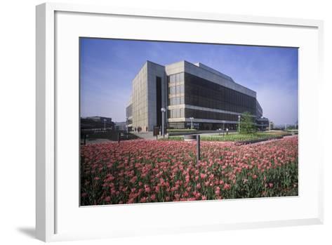 Congress Centre (Formerly Palace of Culture), Prague, Czech Republic--Framed Art Print