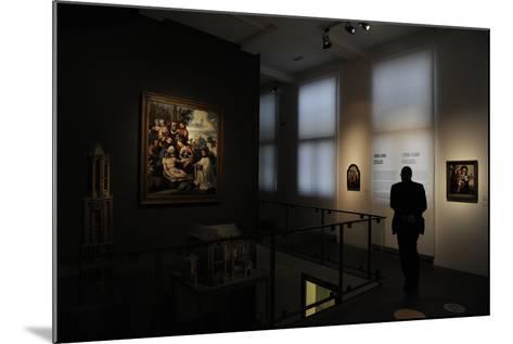 Netherlands, Utrecht, Interior of Centraal Museum--Mounted Photographic Print