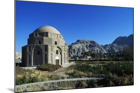 Friday Mosque, 12th-14th Century, Yazd, Iran--Mounted Photographic Print