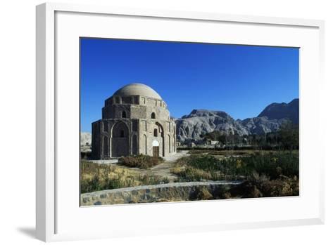 Friday Mosque, 12th-14th Century, Yazd, Iran--Framed Art Print