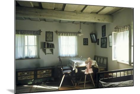 Max Svabinsky?S Country Cottage at Kozlov, Czech Republic--Mounted Photographic Print
