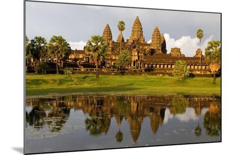 Angkor Wat Temple, Cambodia--Mounted Photographic Print